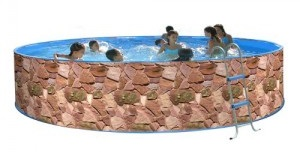 Piscine serie rocalla toi for Thermometre piscine original