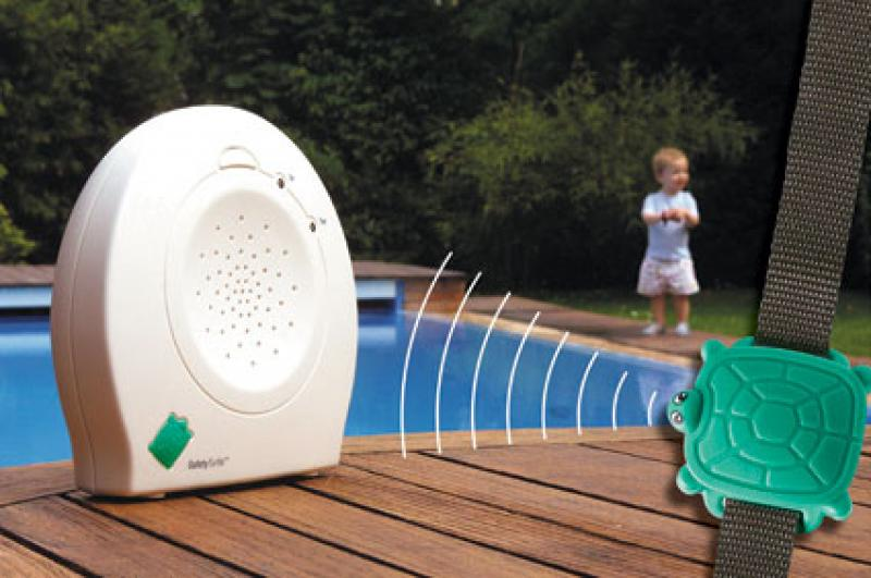 Alarme piscine safety turtle safety turtle for Alarme piscine