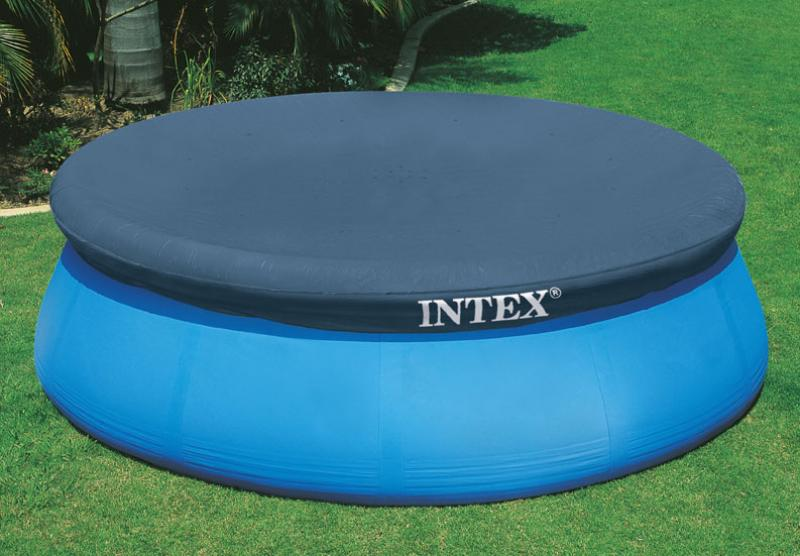 Piscine autoportee pas cher easy set intex for Prix piscine gonflable