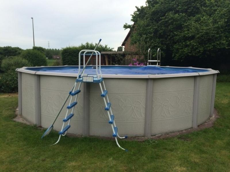 double chelle pour piscine intex intex