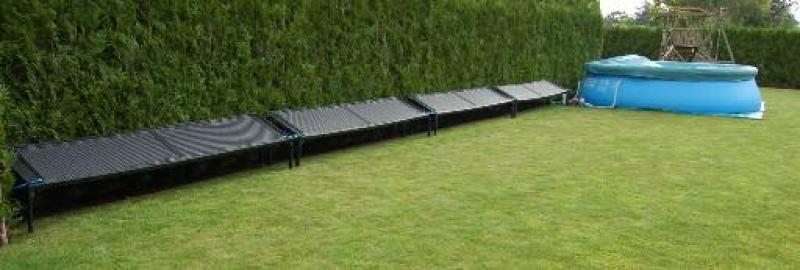 100% top quality biggest discount great quality Chauffage solaire piscine hors sol 3.6m² | Texsun - Piscine.co