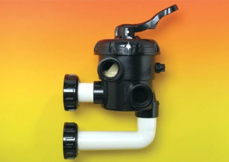 Midas vanne filtre sable side mount midas for Vanne filtre piscine