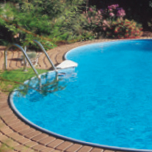 150cm turquoise for Liner piscine turquoise