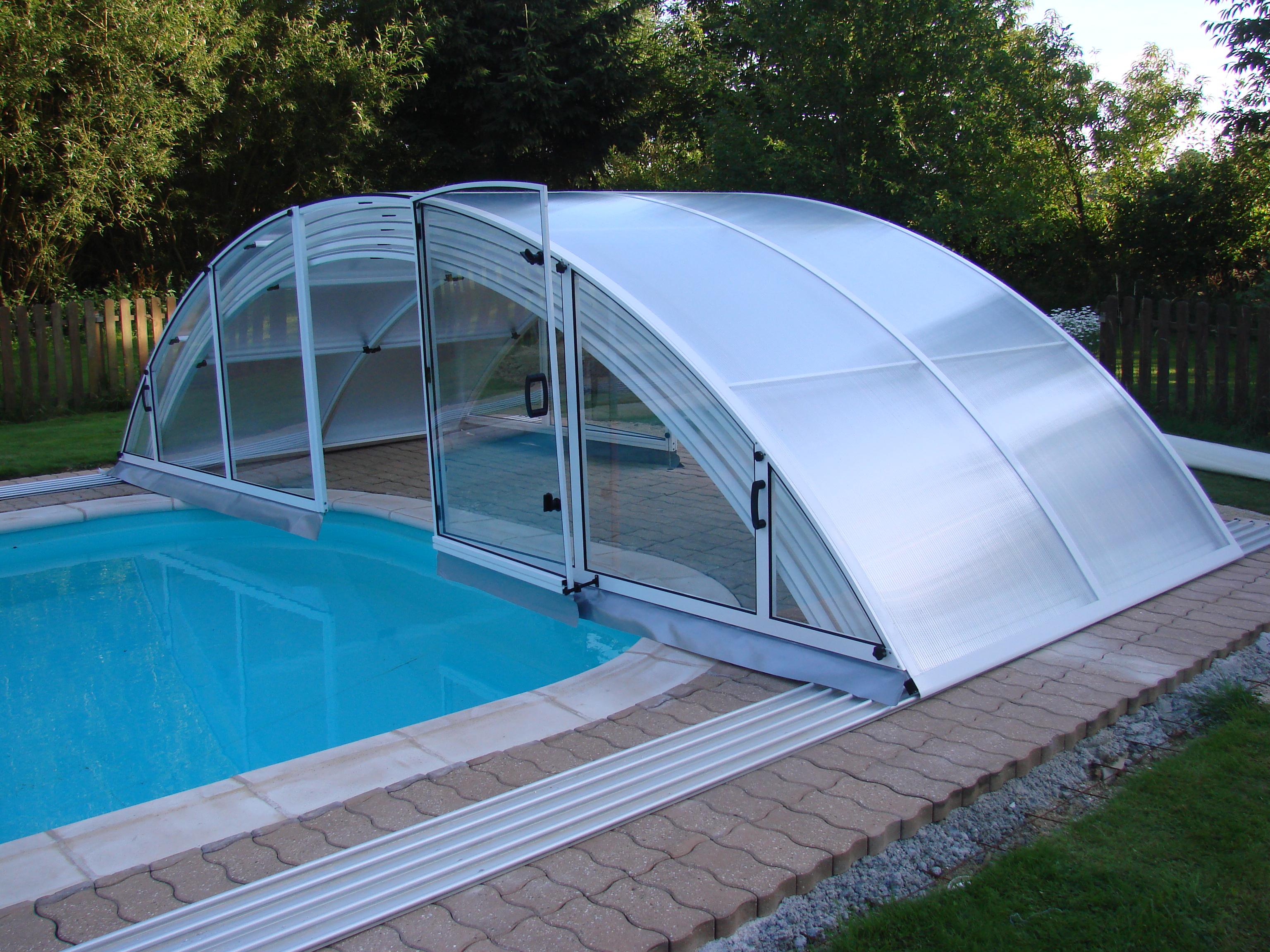 Klasik idealcover for Prix dome piscine