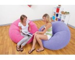 Beanless Bag Chair  68569, Rose